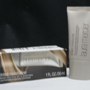 New Laura Mercier Tinted Moist. Travel Size Nude